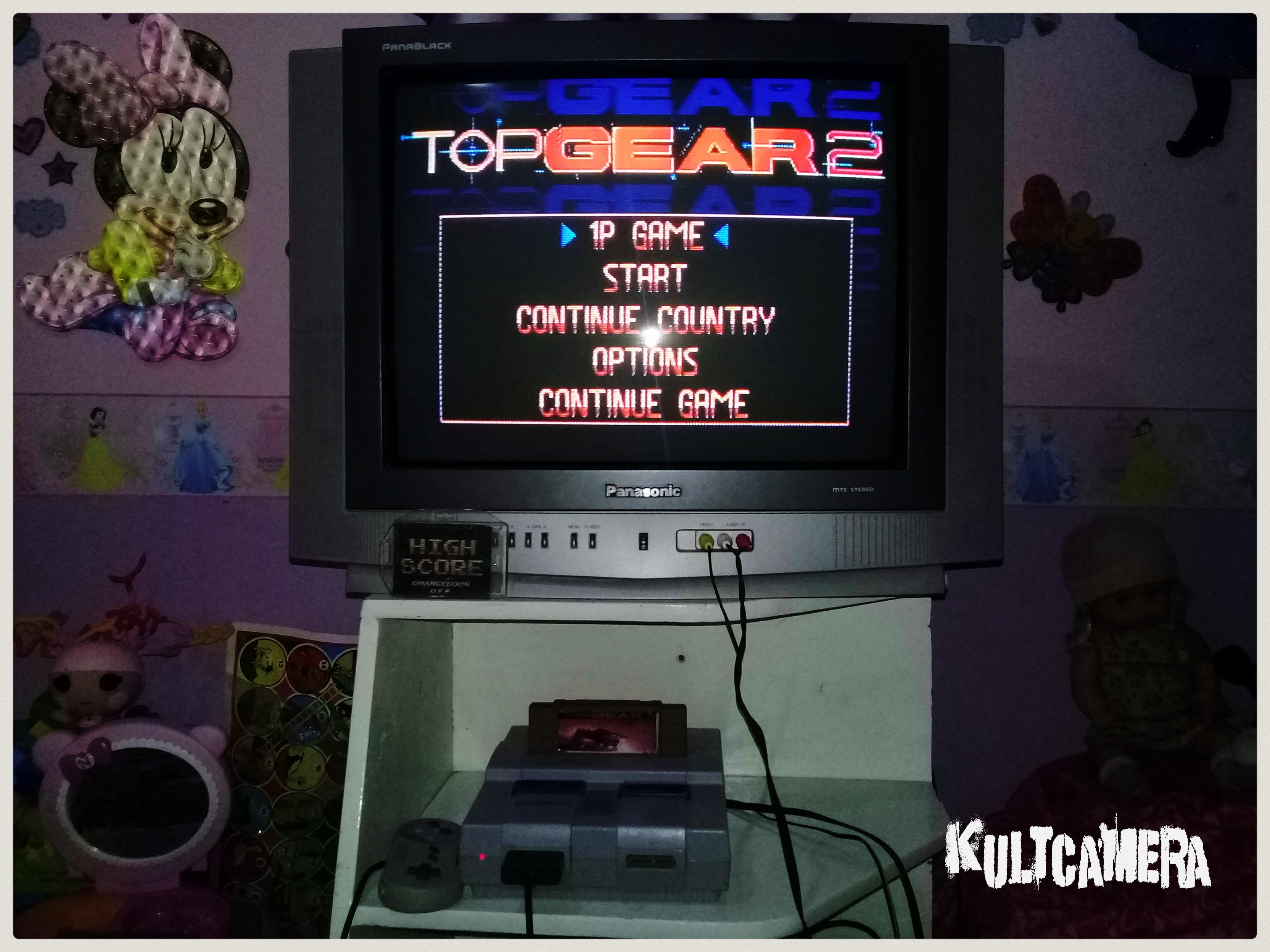omargeddon: Top Gear 2: Australasia: Ayers Rock [Amateur / Nitro Allowed] (SNES/Super Famicom) 0:02:42.16 points on 2019-07-14 12:37:47