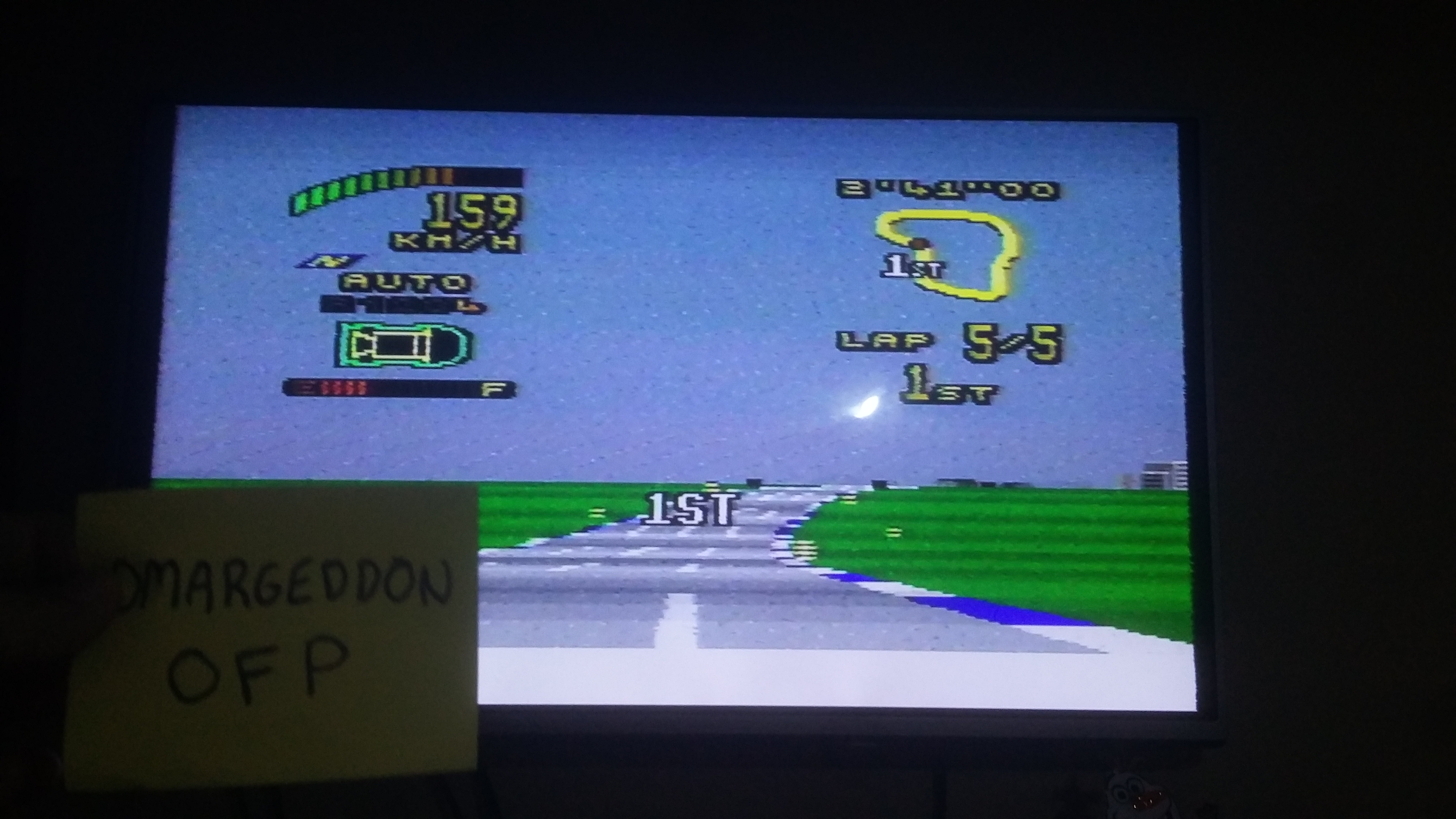 omargeddon: Top Gear 2 [Track 01/Australasia/Auckland/Amateur difficulty/Nitro allowed] (SNES/Super Famicom) 0:02:41 points on 2016-12-03 18:06:44