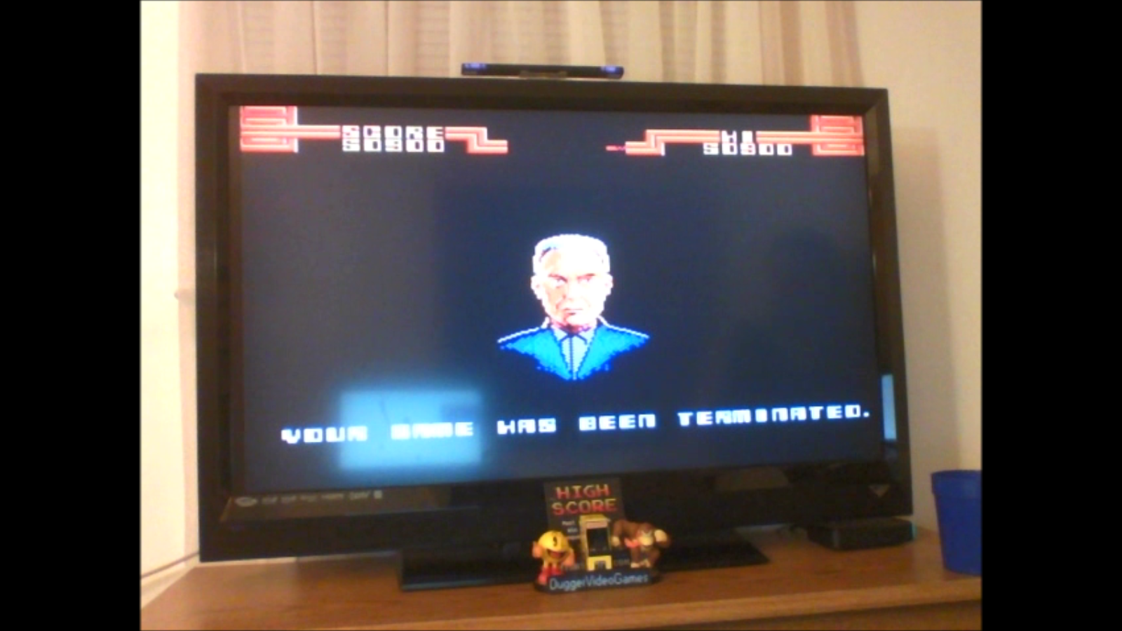 DuggerVideoGames: Total Recall (NES/Famicom Emulated) 50,900 points on 2017-02-26 01:04:31
