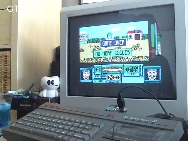 GTibel: Tour de Force (ZX Spectrum) 4,000 points on 2017-08-11 09:36:07