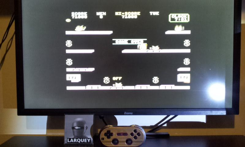 Larquey: Toy Bizarre (Commodore 64 Emulated) 71,000 points on 2018-02-16 13:12:29
