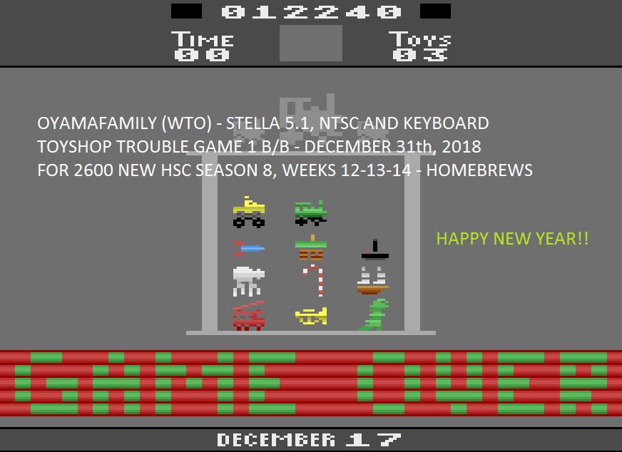 Toyshop Trouble 12,240 points