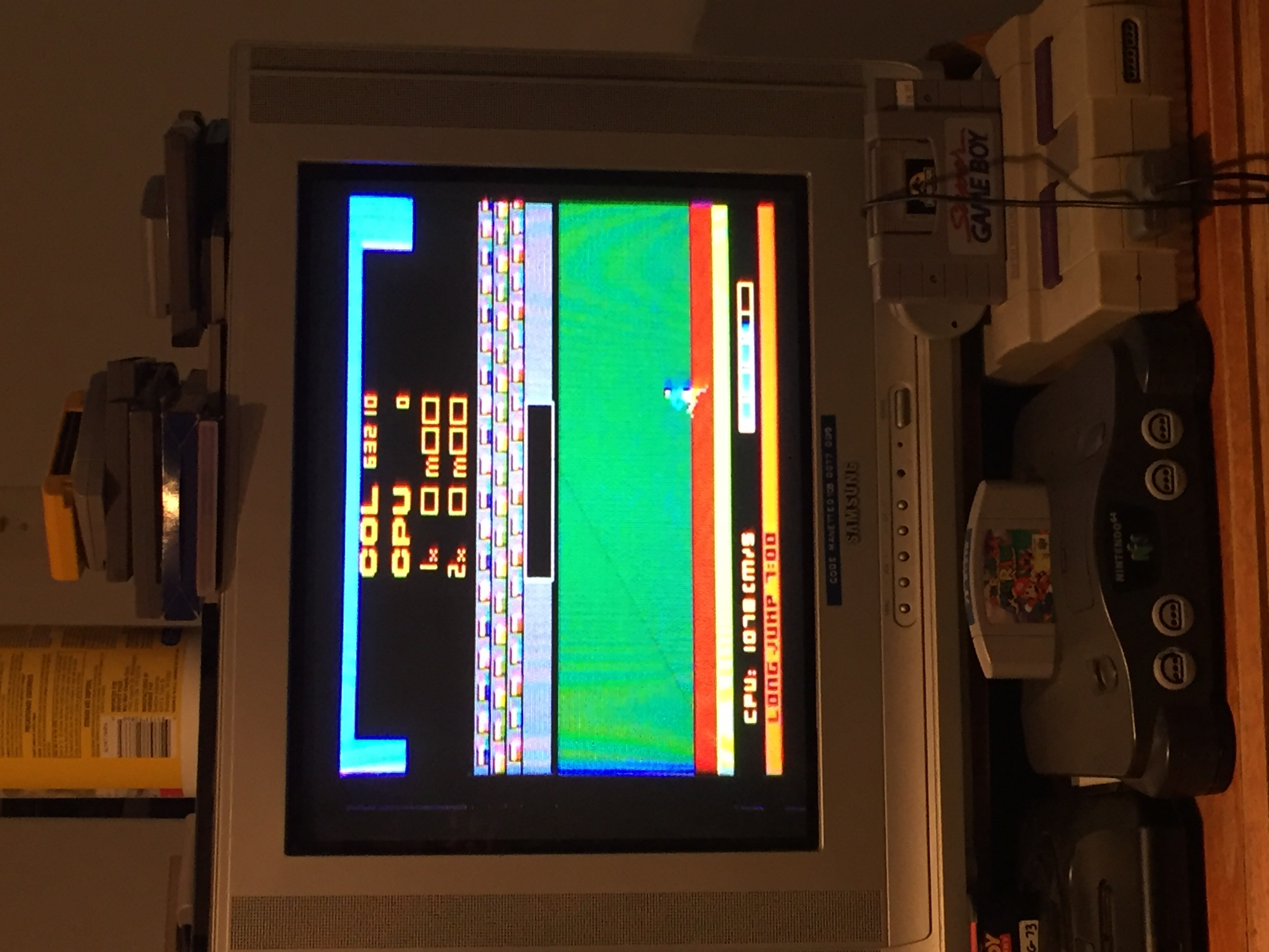 ColonelLlama: Track and Field (Atari 2600 Novice/B) 63,210 points on 2019-09-15 16:36:04