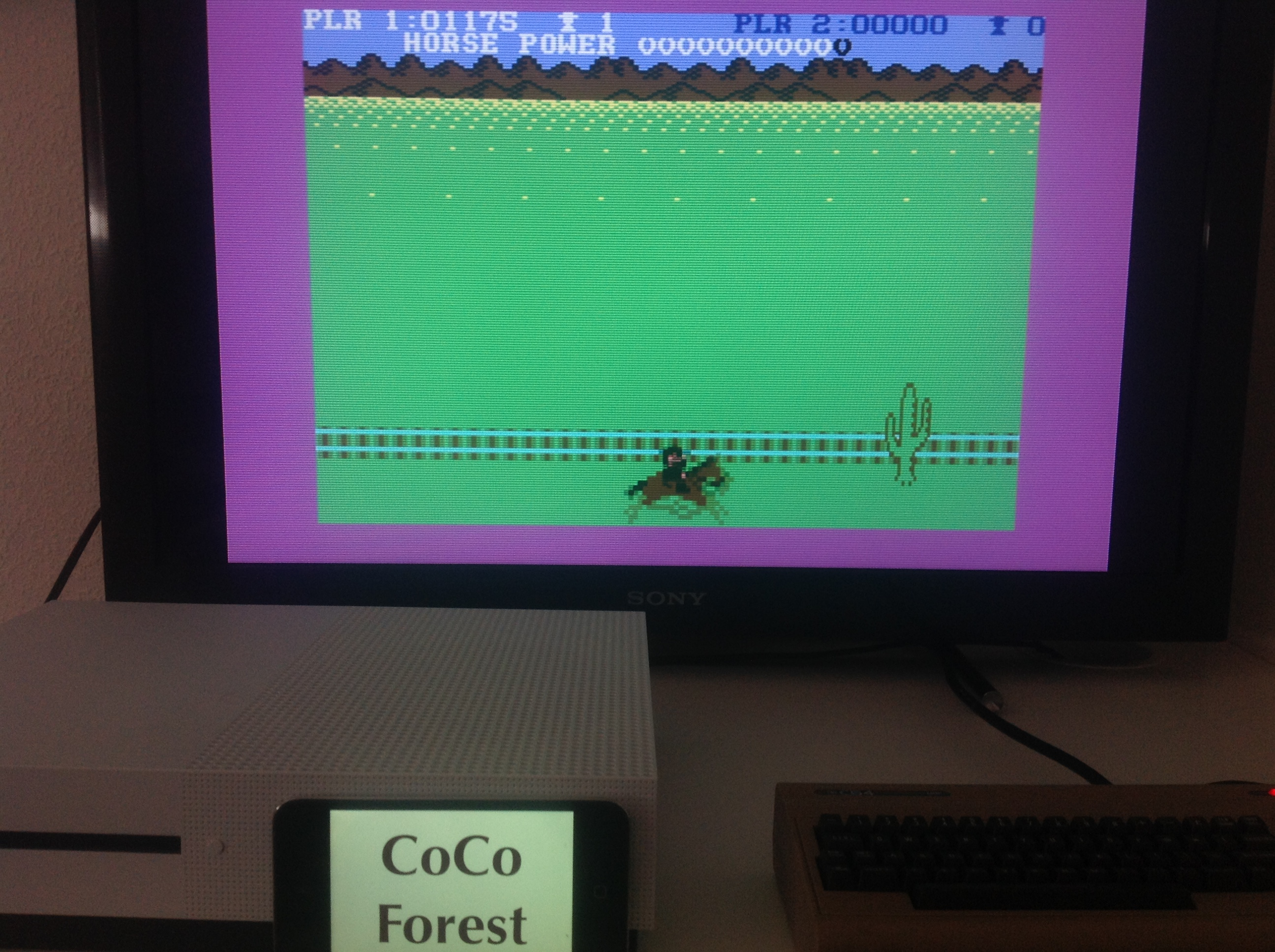 CoCoForest: Train Robbers (Commodore 64 Emulated) 1,175 points on 2018-04-16 10:23:26