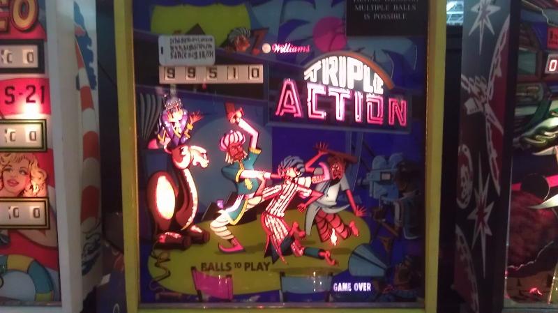Triple Action 99,510 points