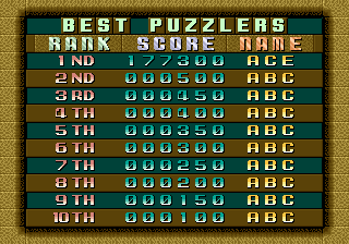 Dumple: Triple Fun (Arcade Emulated / M.A.M.E.) 177,300 points on 2019-07-22 22:03:09