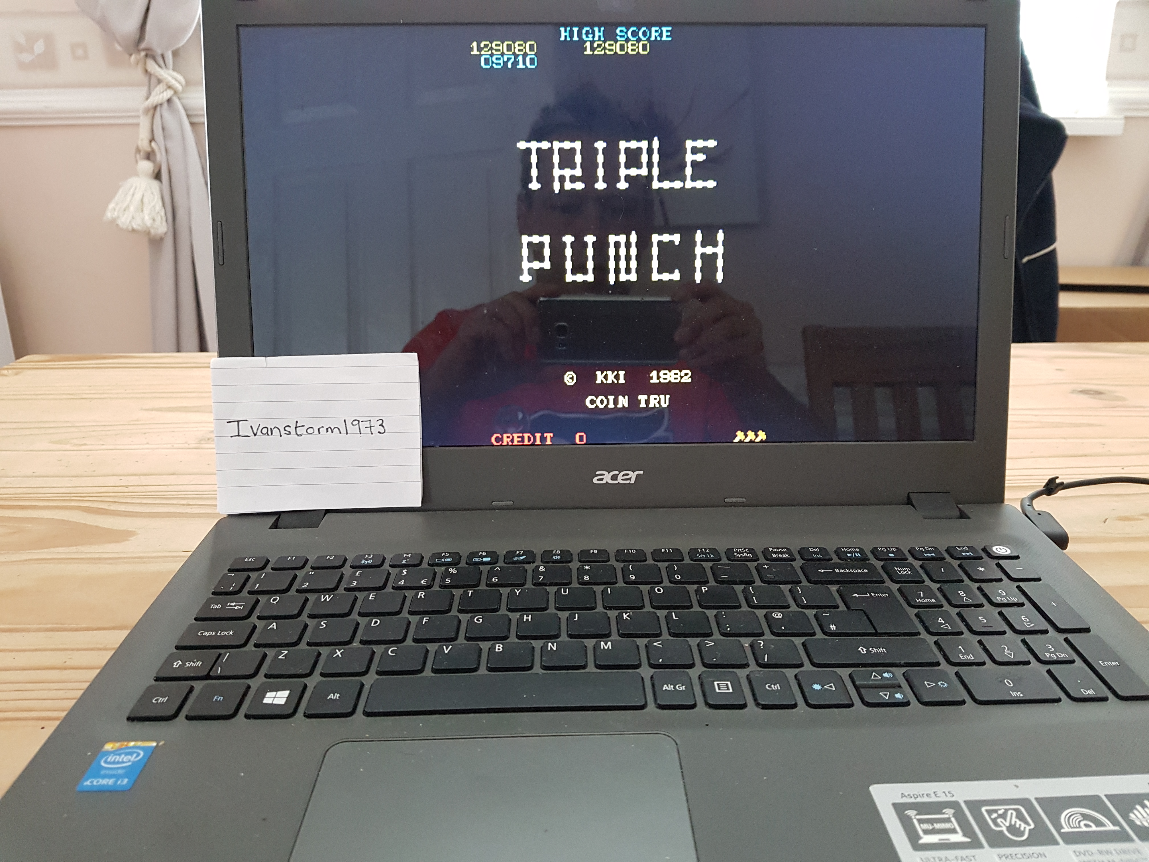 Triple Punch [triplep] 129,080 points