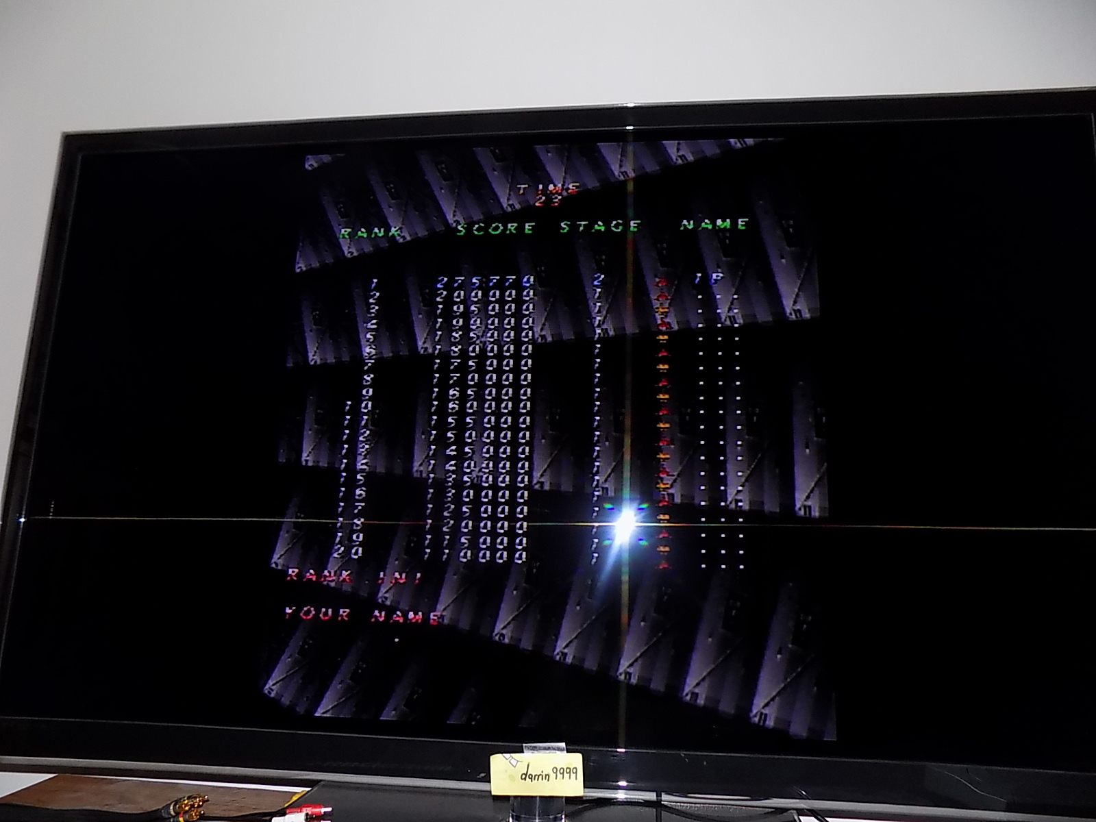 darrin9999: Trizeal [Arcade] (Dreamcast) 275,770 points on 2019-11-11 11:13:29