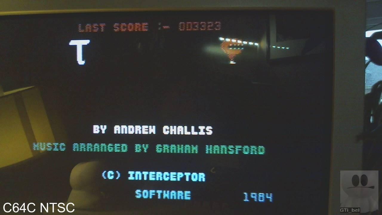 GTibel: Trollie Wallie (Commodore 64) 3,323 points on 2020-01-30 09:51:22