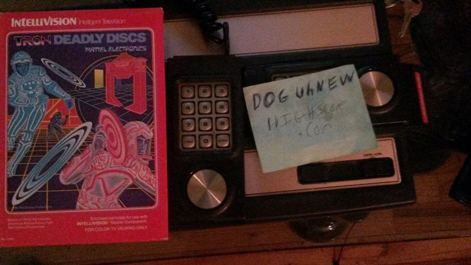 doguhnew: Tron: Deadly Discs [Skill 1] (Intellivision) 193,150 points on 2018-01-23 22:09:43