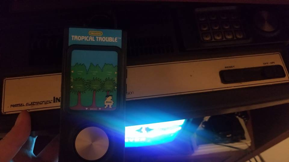 doguhnew: Tropical Trouble (Intellivision) 7,250 points on 2019-02-26 03:04:09