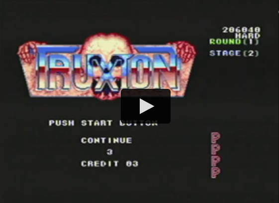 mechafatnick: Truxton: Hard (Sega Genesis / MegaDrive) 206,040 points on 2015-09-24 00:40:56