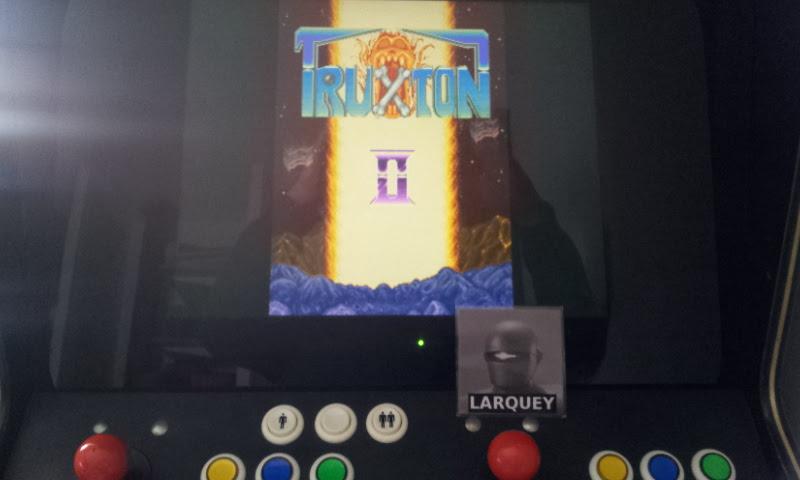 Larquey: Truxton II / Tatsujin Oh (Jamma Pandora