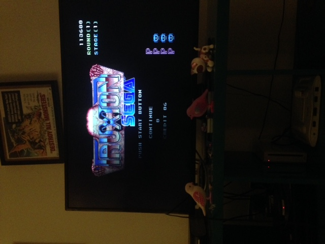 mechafatnick: Truxton: Normal (Sega Genesis / MegaDrive) 113,680 points on 2015-09-24 00:35:18