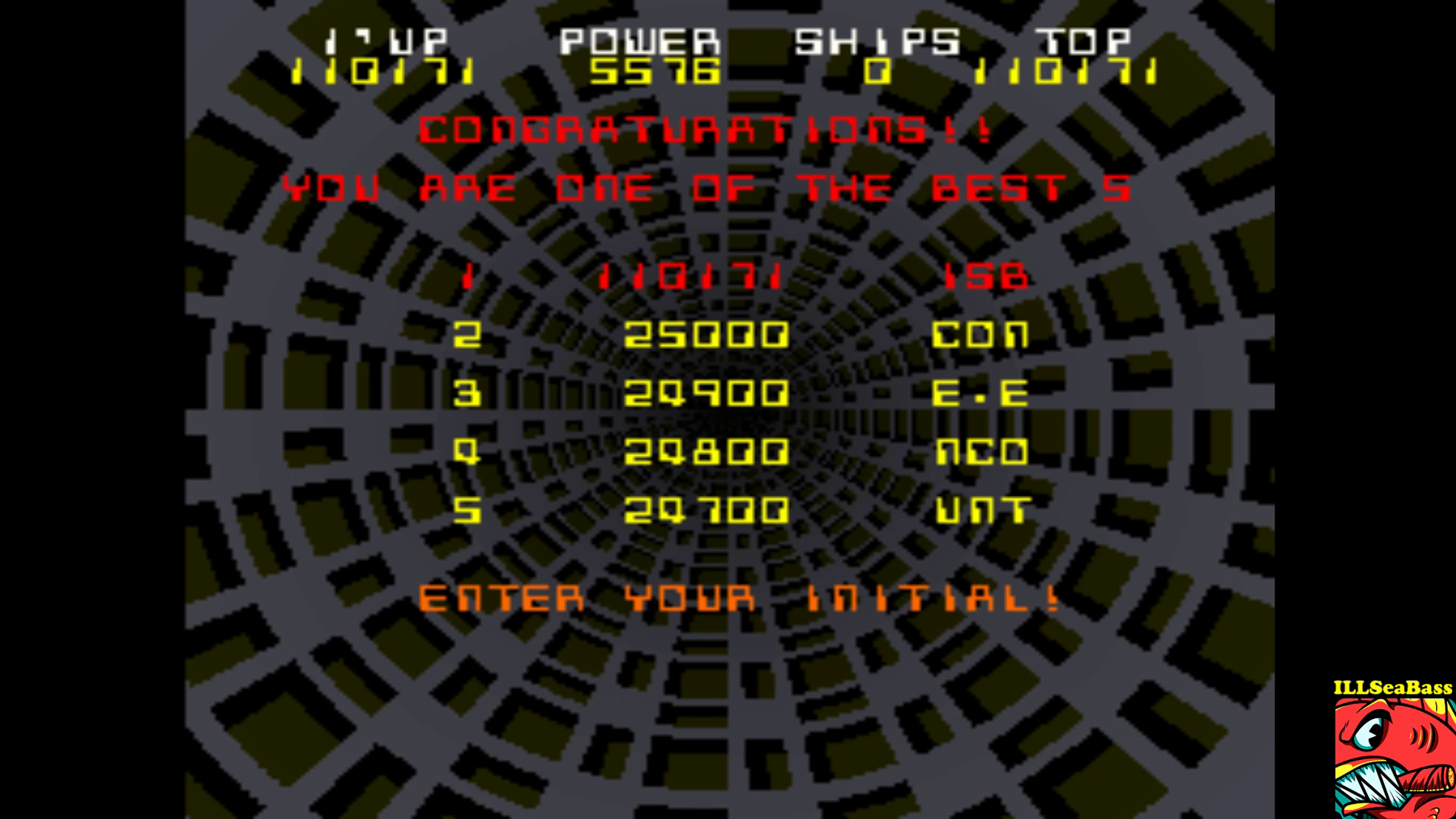 ILLSeaBass: Tube Panic [tubep] (Arcade Emulated / M.A.M.E.) 110,171 points on 2017-09-21 20:27:25