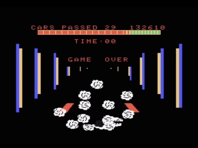 TheTrickster: Turbo: Skill 1 (Colecovision Emulated) 132,610 points on 2016-07-29 07:53:19
