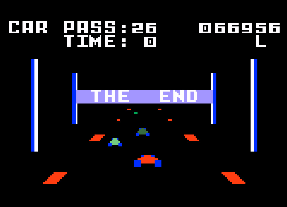 TheTrickster: Turbo: Skill 1 (Intellivision Emulated) 66,956 points on 2016-08-07 23:15:11