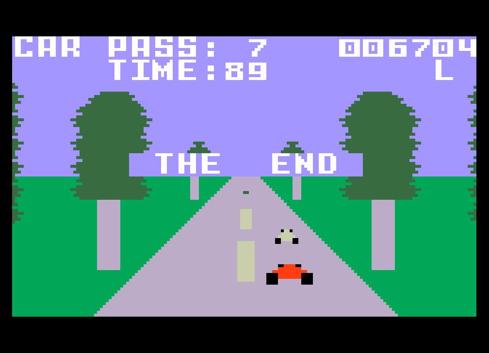 Turbo: Skill 2 6,704 points