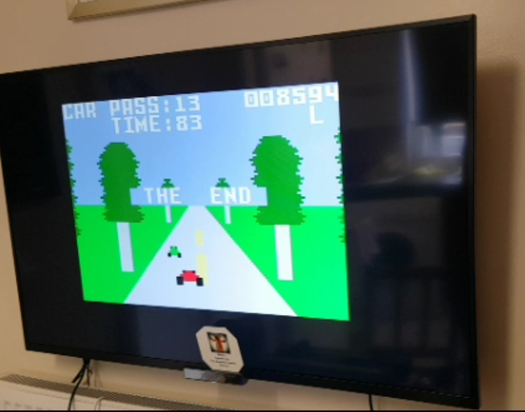 Bamse: Turbo: Skill 2 (Intellivision) 8,594 points on 2019-03-23 07:25:26
