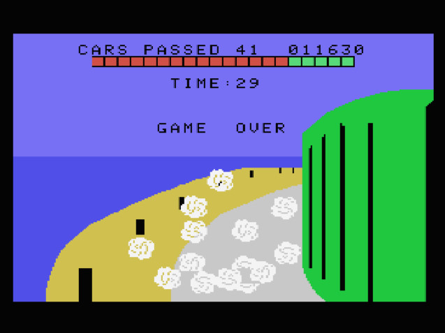 TheTrickster: Turbo: Skill 4 (Colecovision Emulated) 11,630 points on 2016-08-12 04:42:31