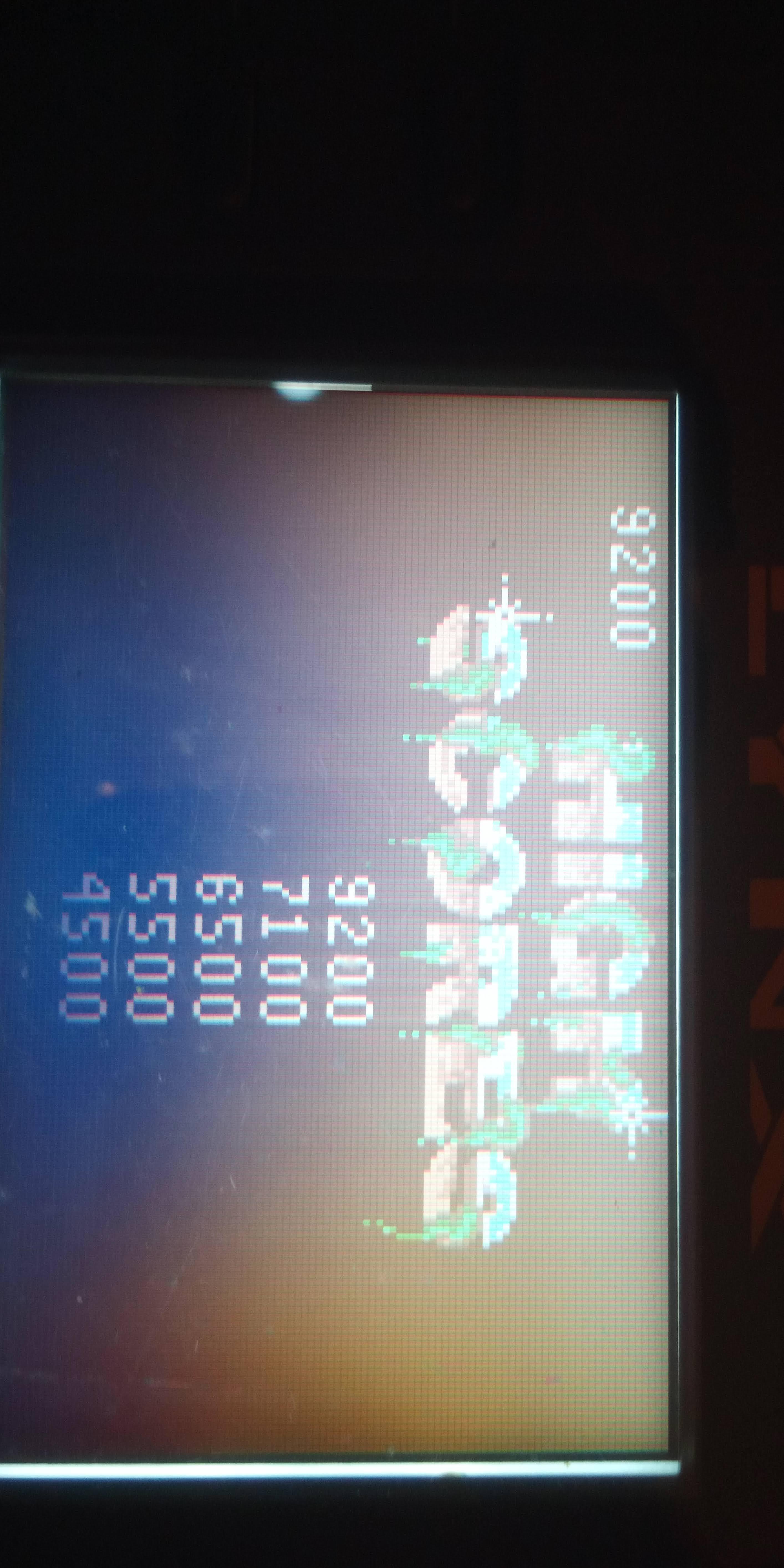 Bunsen: Turbo Sub (Atari Lynx) 9,200 points on 2021-05-02 14:41:01
