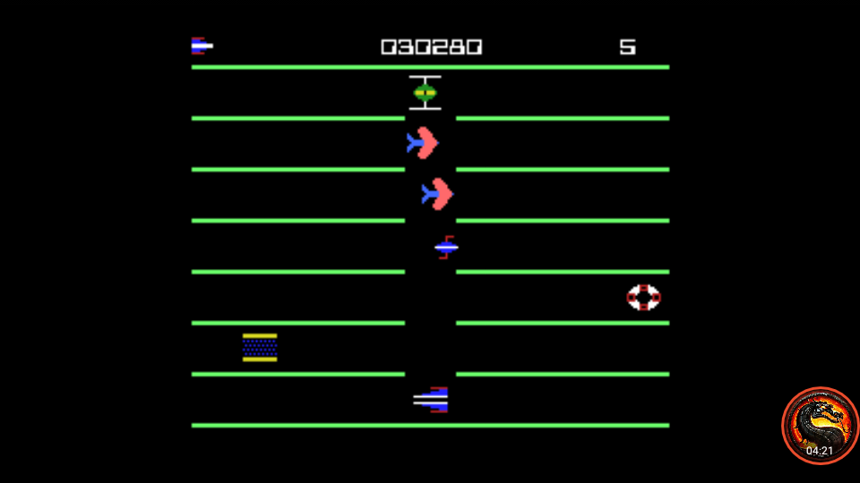 omargeddon: Turmoil (MSX Emulated) 30,280 points on 2020-10-01 14:09:01