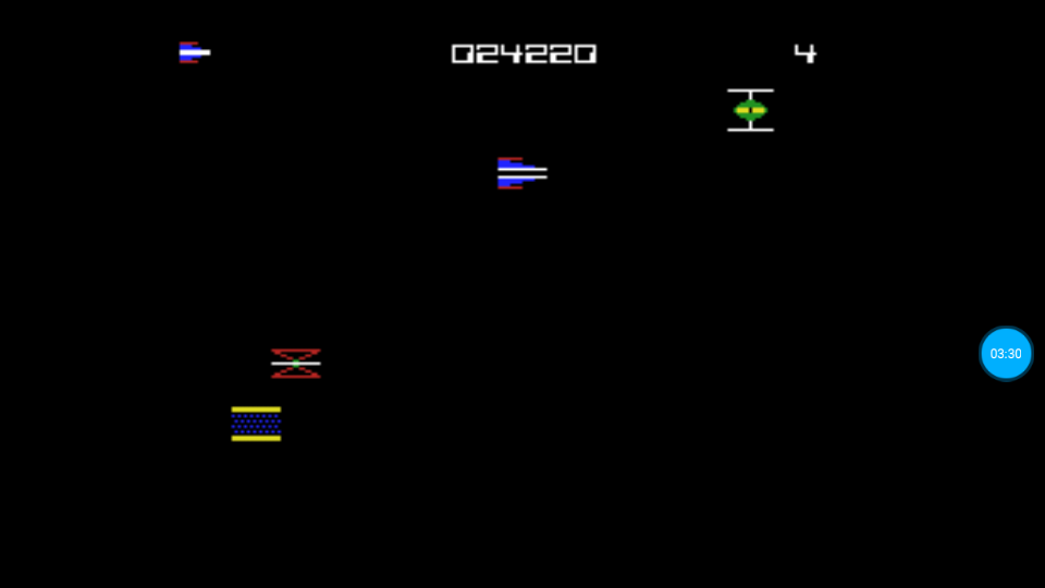 omargeddon: Turmoil (MSX Emulated) 24,220 points on 2018-07-18 22:07:19