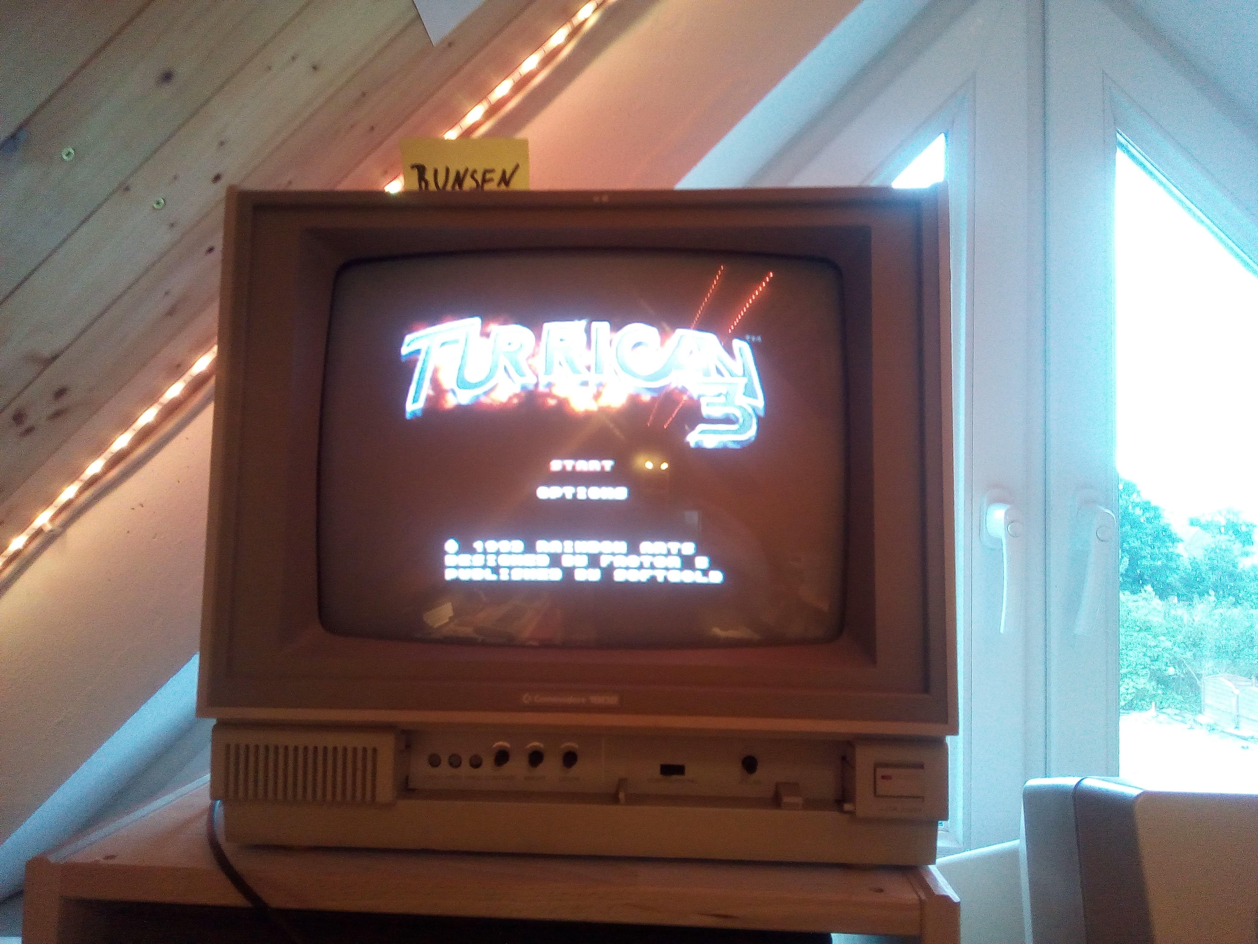 Bunsen: Turrican 3 (Amiga) 17,295 points on 2020-07-09 15:18:06