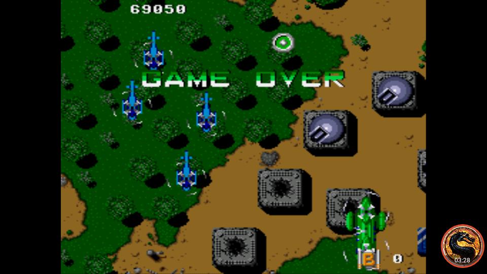 omargeddon: Twin Cobra [Easy D] (Sega Genesis / MegaDrive Emulated) 69,050 points on 2019-06-23 07:52:16