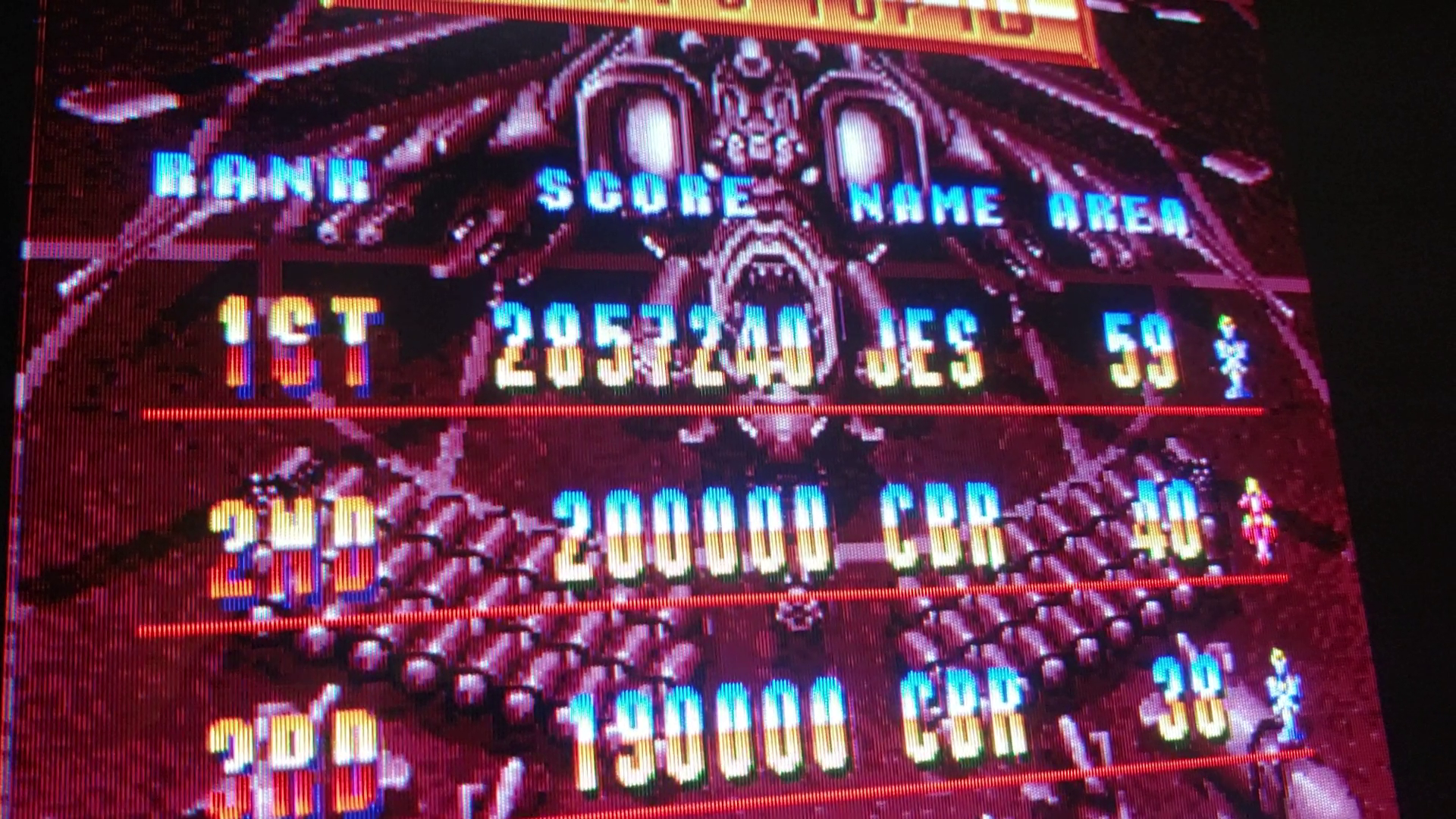 JES: Twin Cobra II [tcobra2u] (Arcade Emulated / M.A.M.E.) 2,857,240 points on 2019-12-12 22:25:36