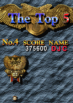 Twin Eagle II: The Rescue Mission [twineag2] 375,600 points