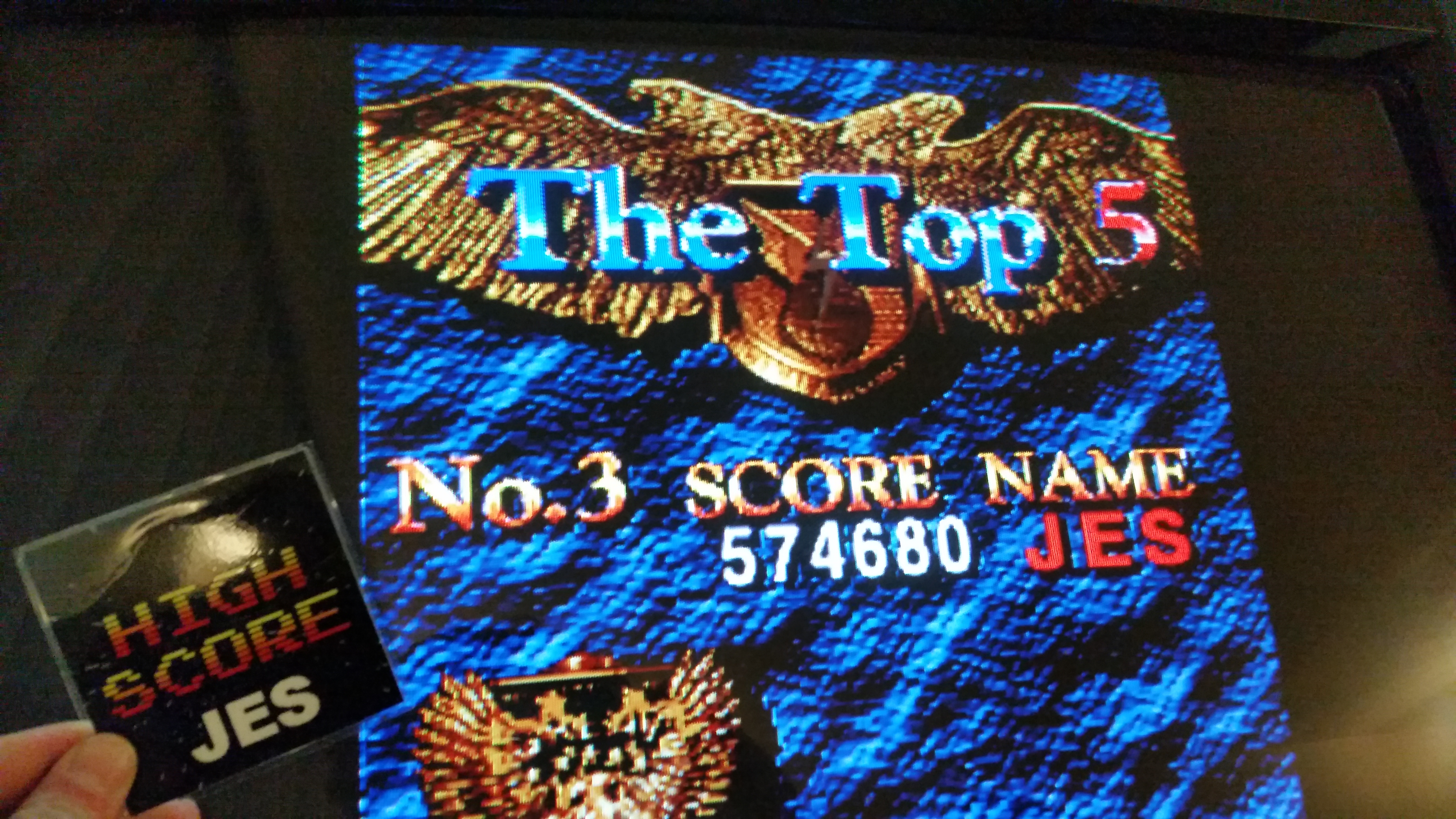 Twin Eagle II: The Rescue Mission [twineag2] 574,680 points