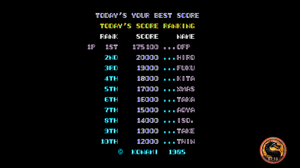 omargeddon: TwinBee (Arcade Emulated / M.A.M.E.) 175,100 points on 2019-10-07 20:16:50