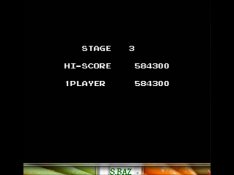 S.BAZ: TwinBee (NES/Famicom Emulated) 584,300 points on 2016-04-06 03:17:05