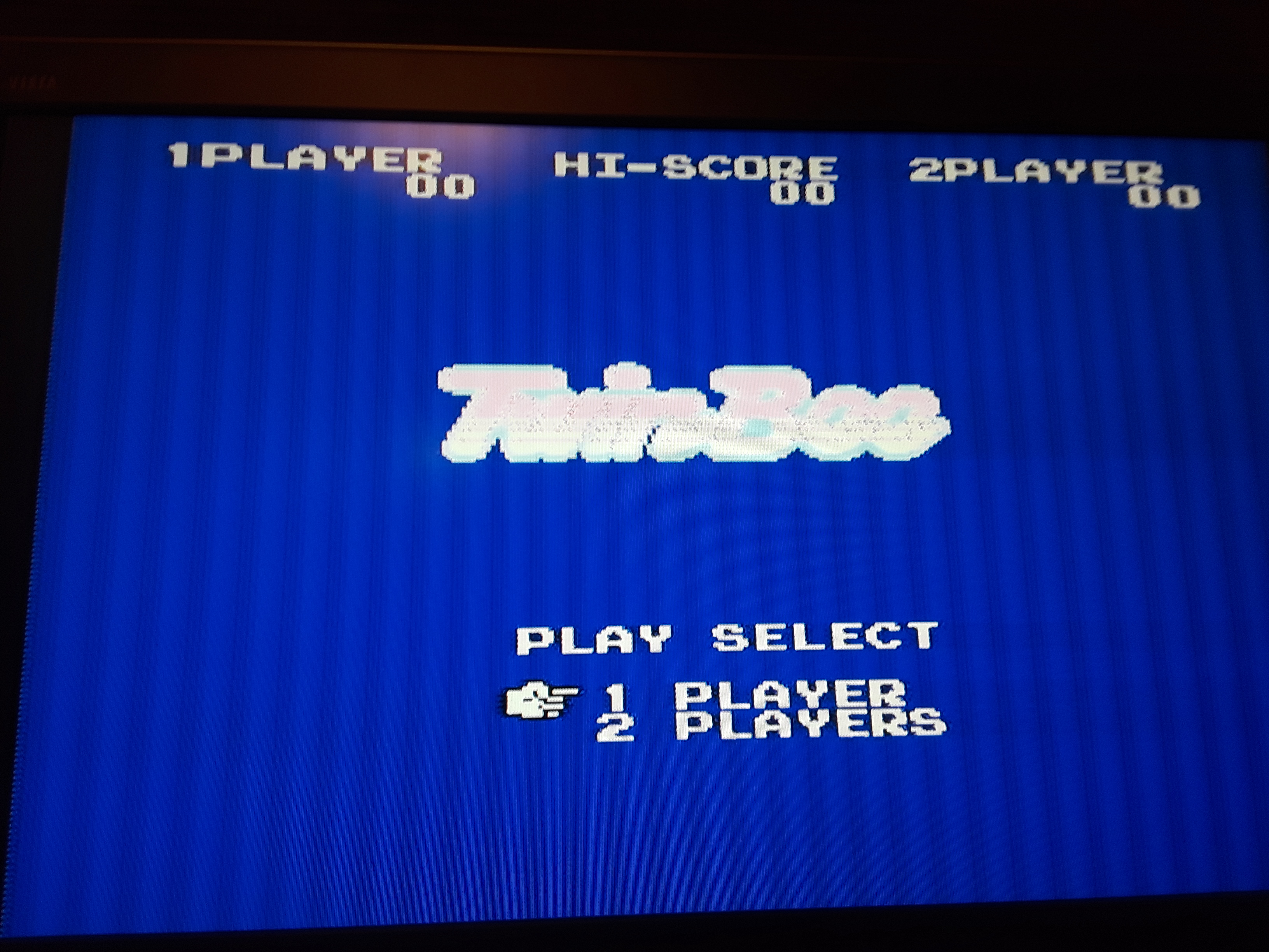 TwinBee 32,100 points
