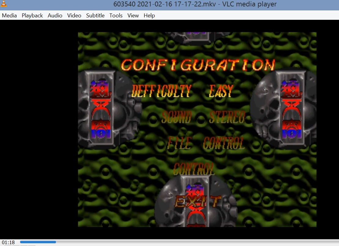 LuigiRuffolo: Two-Tenkaku [easy] (Playstation 1 Emulated) 603,540 points on 2021-02-18 04:10:18