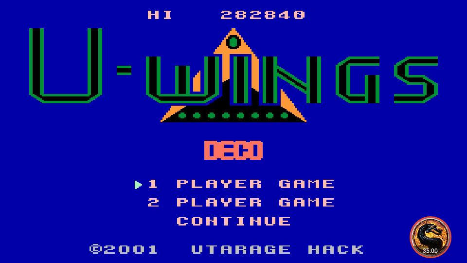 omargeddon: U-Wings (NES/Famicom Emulated) 282,840 points on 2019-01-28 22:46:51