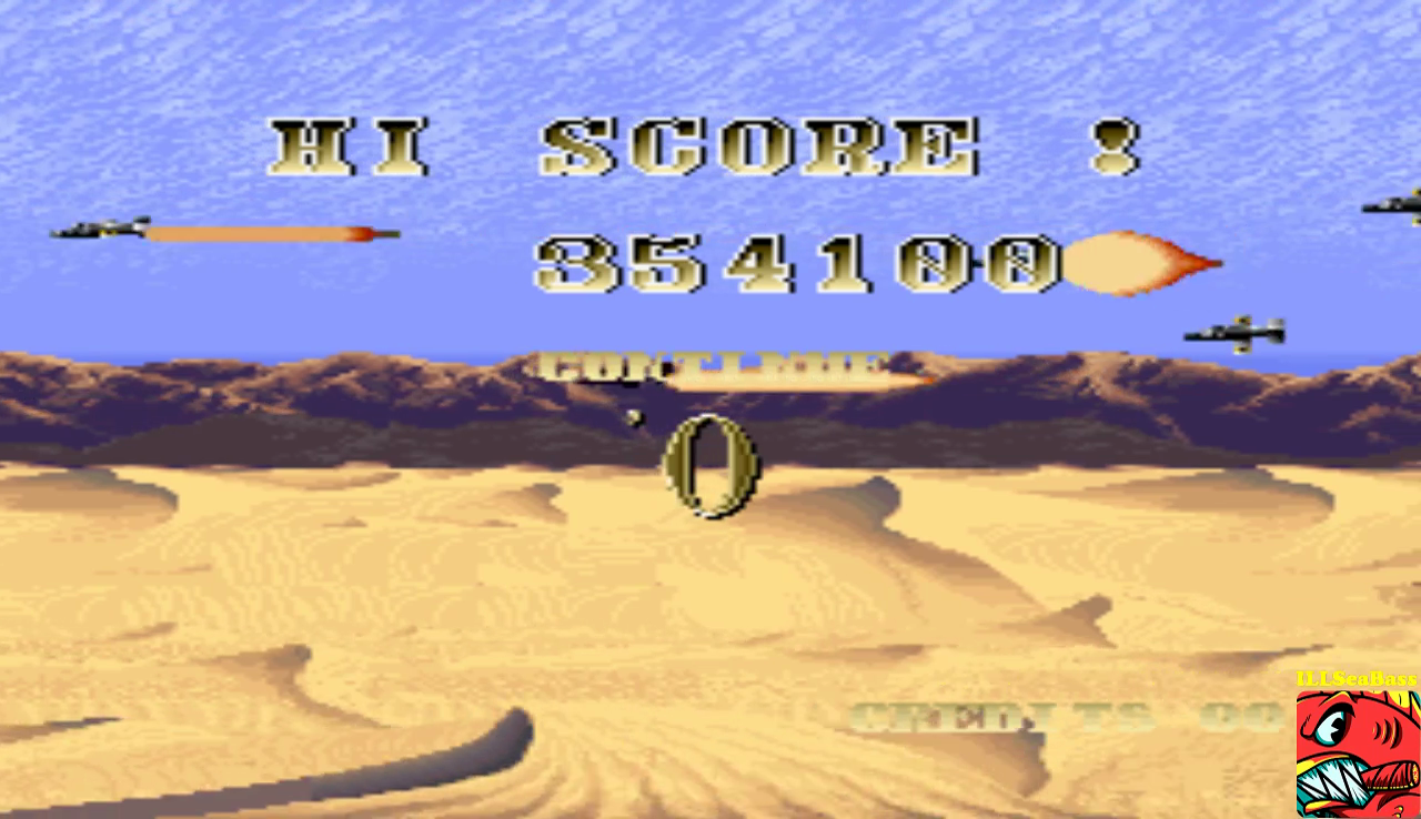 ILLSeaBass: US AAF Mustang [mustang] (Arcade Emulated / M.A.M.E.) 354,100 points on 2017-01-07 00:28:42