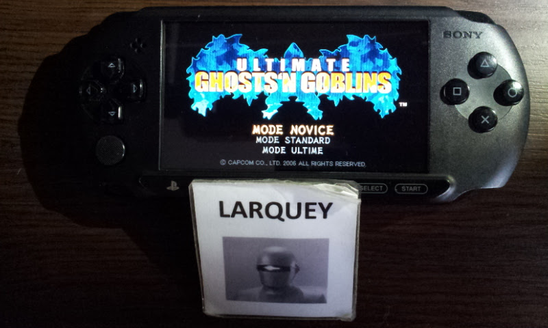Larquey: Ultimate Ghosts