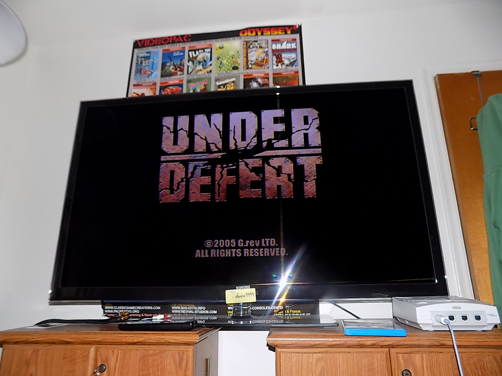 darrin9999: Under Defeat (Dreamcast) 42,990 points on 2019-11-10 16:50:59