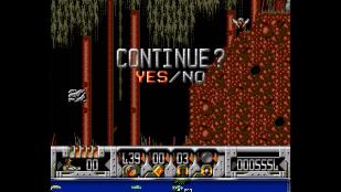 S.BAZ: Universal Soldier [Hard] (Sega Genesis / MegaDrive Emulated) 5,554 points on 2020-03-29 05:56:32