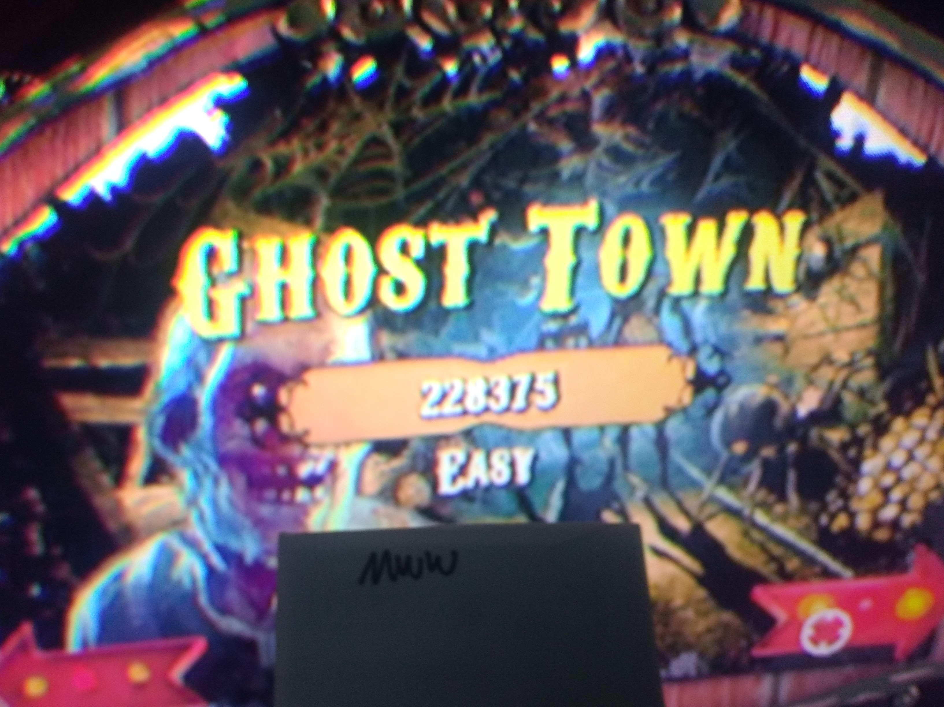 Until Dawn Rush Of Blood: Ghost Town [Easy] 228,375 points