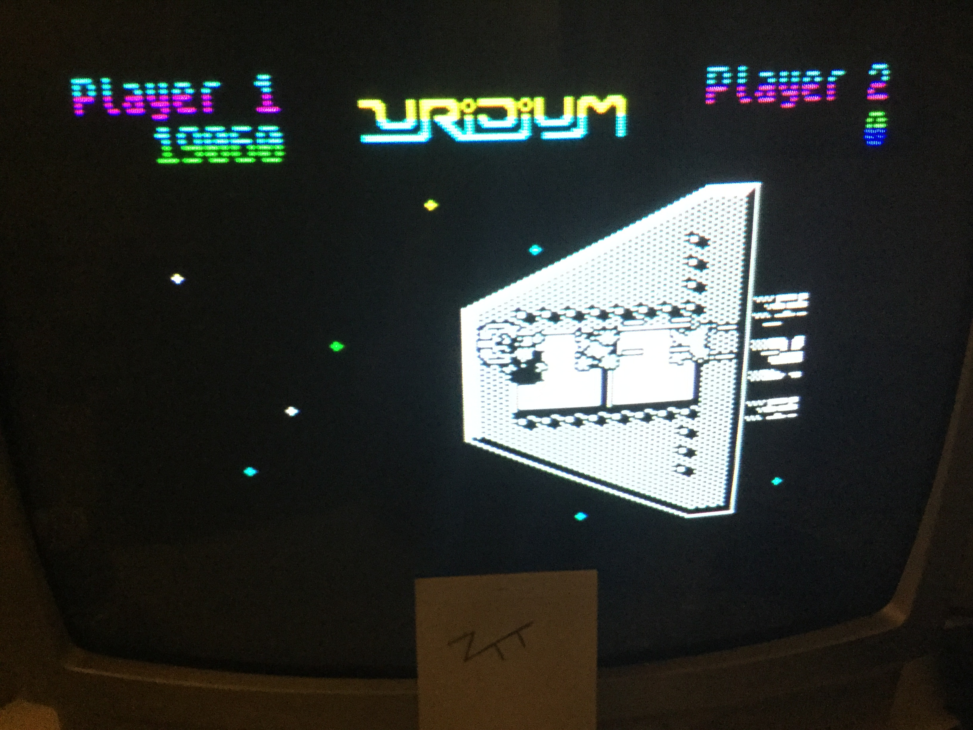 Frankie: Uridium (ZX Spectrum) 19,060 points on 2019-03-04 11:08:56