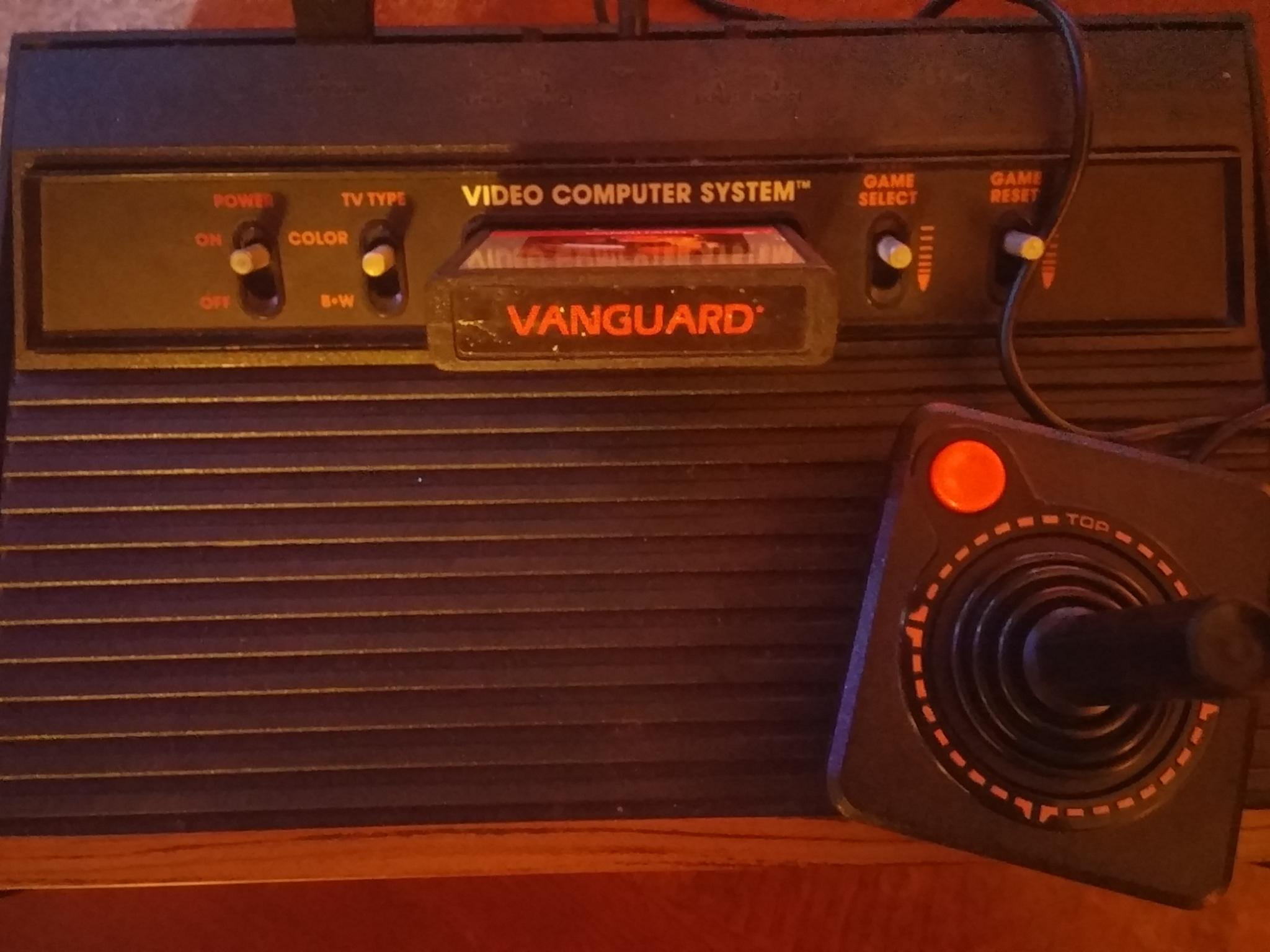 Vanguard 7,850 points