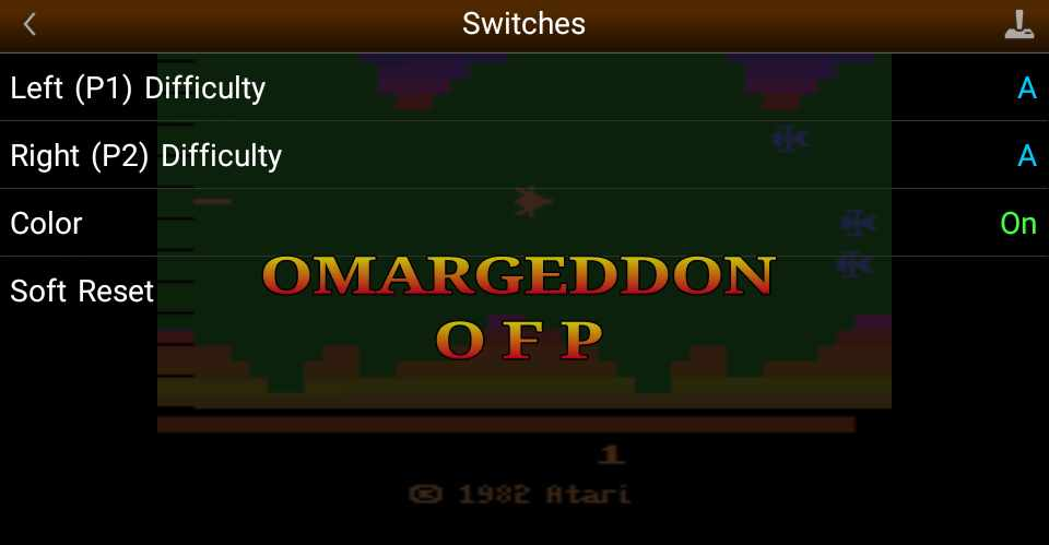 omargeddon: Vanguard (Atari 2600 Emulated Expert/A Mode) 43,550 points on 2016-12-27 13:07:22