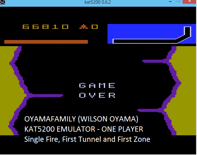 oyamafamily: Vanguard (Atari 5200 Emulated) 66,810 points on 2016-03-07 19:12:51