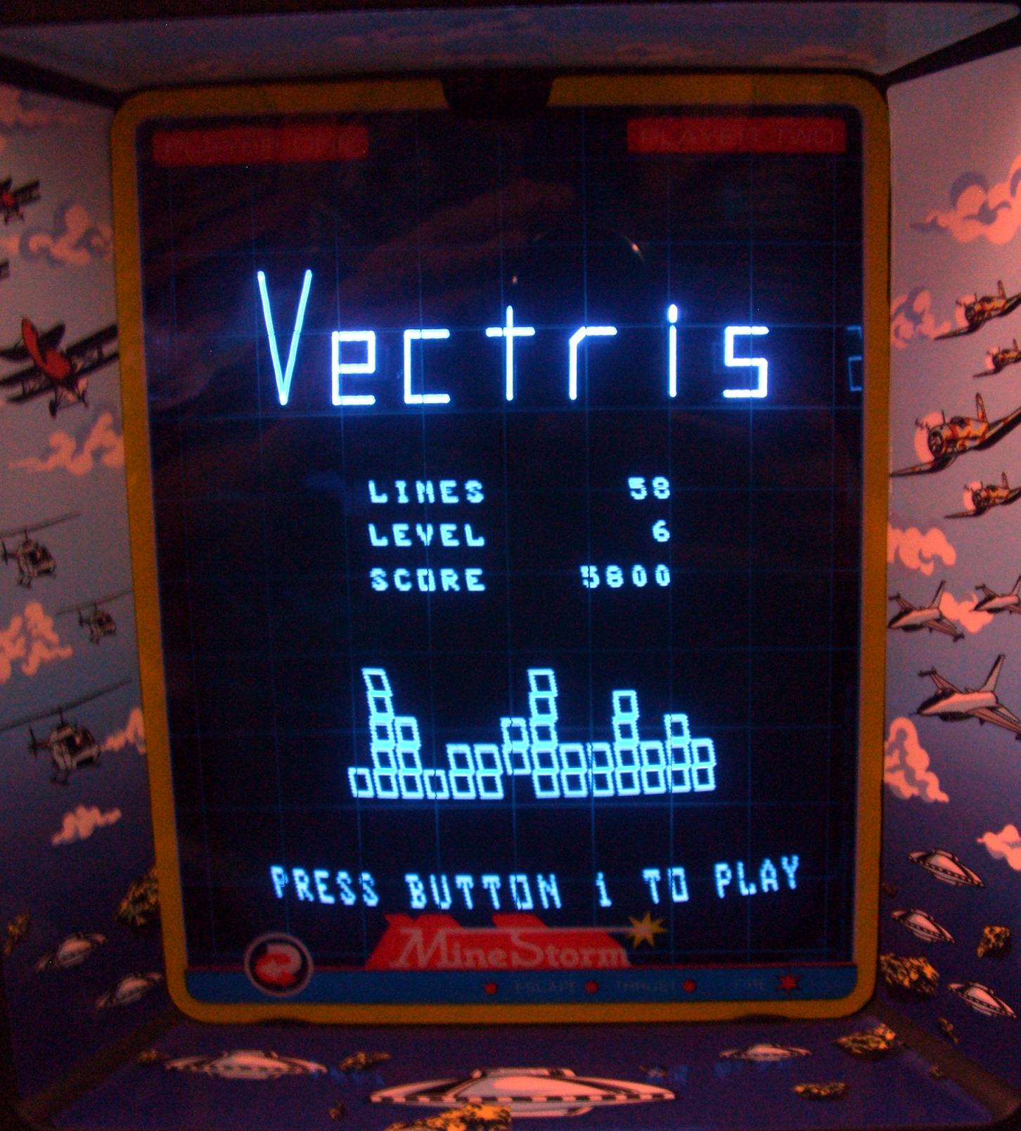 Vectris 5,800 points
