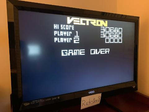 Vectron 30,680 points