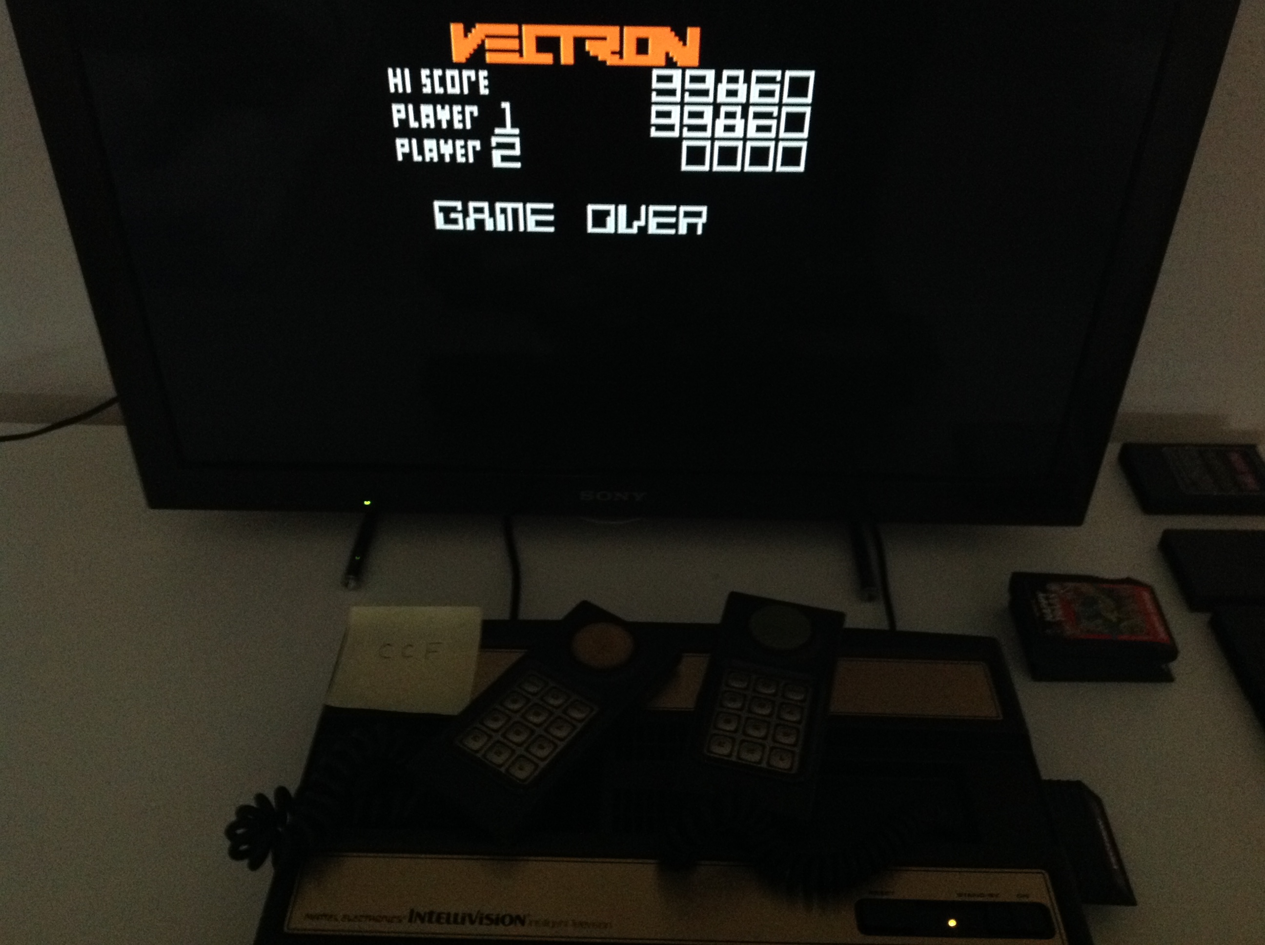 CoCoForest: Vectron (Intellivision) 99,860 points on 2018-08-19 11:28:14