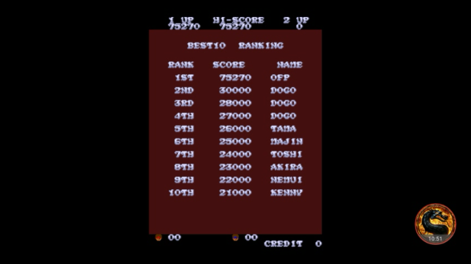 omargeddon: Victory Road [victroad] (Arcade Emulated / M.A.M.E.) 75,270 points on 2018-07-23 23:38:08